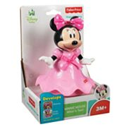 Disney Baby Mickey Mouse and Friends Minnie Mouse Whirl 'n Twirl by Fisher-Price