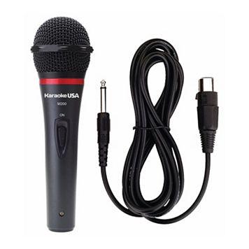 Karaoke USA Professional Microphone