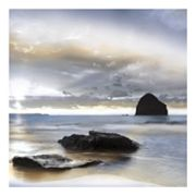 Sunset At Trebarwith Strand Wall Art