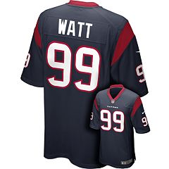 Men's Nike Houston Texans J.J. Watt Game NFL Replica Jersey