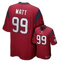 Men's Nike Houston Texans J.J. Watt Game NFL Replica Jersey