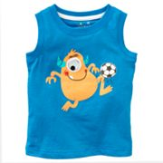 Jumping Beans Monster Googly Eye Tank - Baby