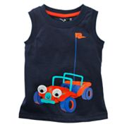 Jumping Beans Buggy Googly Eye Tank - Baby