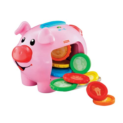 Fisher-Price Laugh and Learn Piggy Bank