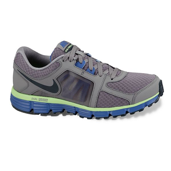 Superior dolor de estómago Remisión  Nike Dual Fusion ST 2 Running Shoes - Men
