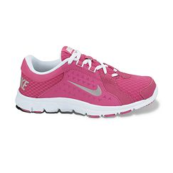 Nike Flex Supreme Athletic Shoes - Grade School Girls
