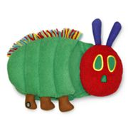 Zoobies Book Buddies Very Hungry Caterpillar