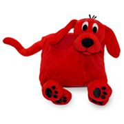 Zoobies Book Buddies Clifford the Big Red Dog