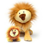 Zoobies Blanket Pets Lencho the Lion and Mini Plush