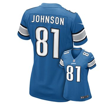 Nike Detroit Lions Calvin Johnson Jr. NFL Jersey - Women
