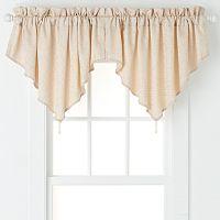CHF Mercato Ascot Window Valance - 50'' x 25''