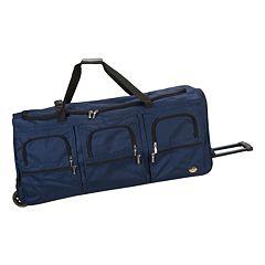 Rockland 40-Inch Rolling Duffel Bag