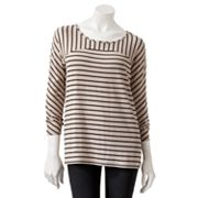 Dana Buchman Striped Top