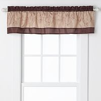 CHF Grace Tailored Window Valance - 58'' x 14''