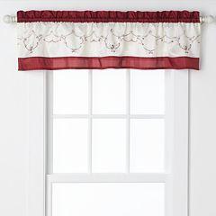 CHF Grace Tailored Window Valance - 58'' x 14''