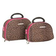 Rockland Cosmetic Bag Set