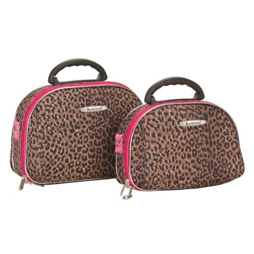 Rockland Cosmetic Bag Set
