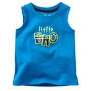 Jumping Beans Little Bro Tank - Baby