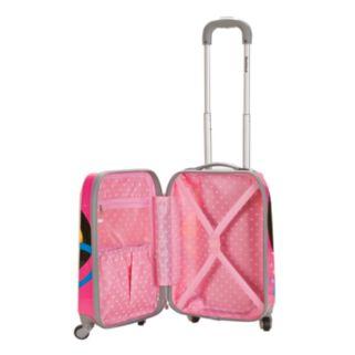 Rockland 3-Piece Hardside Spinner Luggage Set