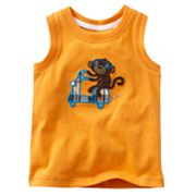 Jumping Beans Scooter Monkey Tank - Baby