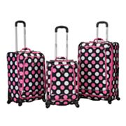 Rockland Polo Equipment 3-pc. Expandable Spinner Luggage Set