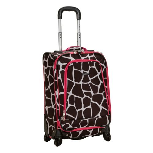 Rockland Luggage, 20-in. Expandable Spinner Carry-On