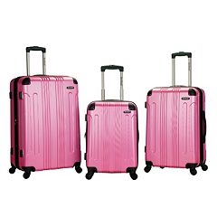 Pink Hardside Luggage & Suitcases | Kohl's