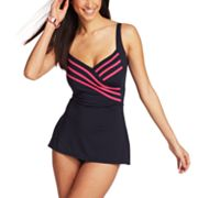 Suit Yourself! Slender Thighs Swimdress