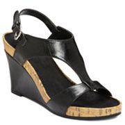 A2 by Aerosoles Plush Above Wide Wedge Sandals - Women