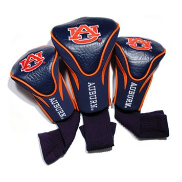 Team Golf Auburn Tigers 3-pc. Contour Head Cover Set