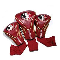 Team Golf Florida State Seminoles 3-pc. Contour Head Cover Set