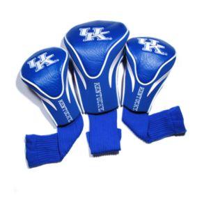 Team Golf Kentucky Wildcats 3-pc. Contour Head Cover Set