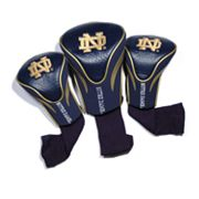 Team Golf Notre Dame Fighting Irish 3-pc. Contour Head Cover Set