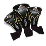 Team Golf Purdue Boilermakers 3-pc. Contour Head Cover Set