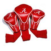 Team Golf Alabama Crimson Tide 3-pc. Contour Head Cover Set