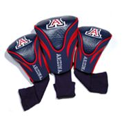 Team Golf Arizona Wildcats 3-pc. Contour Head Cover Set