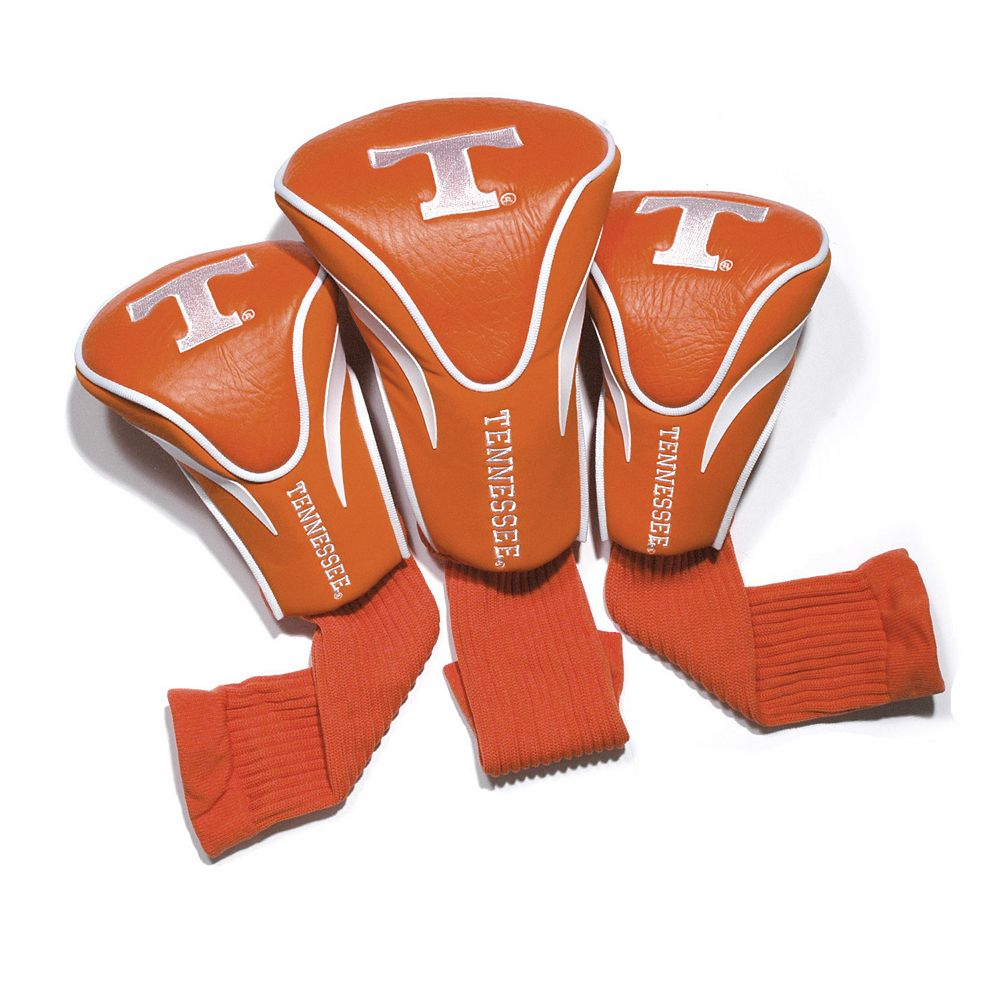 Team Golf Tennessee Volunteers 3-pc. Contour Head Cover Set