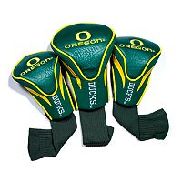Team Golf Oregon Ducks 3-pc. Contour Head Cover Set