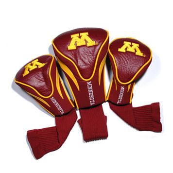 Team Golf Minnesota Golden Gophers 3-pc. Contour Head Cover Set