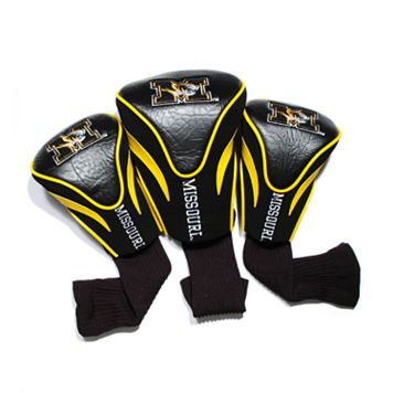Team Golf Missouri Tigers 3-pc. Contour Head Cover Set