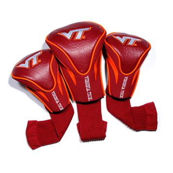 Team Golf Virginia Tech Hokies 3-pc. Contour Head Cover Set