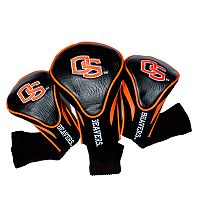 Team Golf Oregon State Beavers 3-pc. Contour Head Cover Set