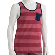Urban Pipeline Mini Stripe Tank Top - Men