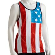 Urban Pipeline American Flag Tank - Men