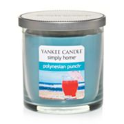 Yankee Candle simply home 7-oz. Polynesian Punch Jar Candle
