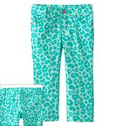 SONOMA life + style Cheetah Pants - Toddler