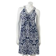 Apt. 9 Paisley Embellished Shift Dress