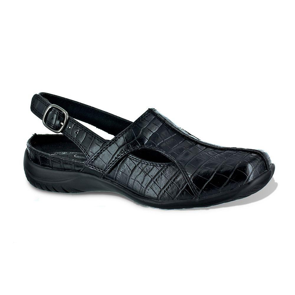 Crystal Clear Easy Street Sportster Women's Shoes  Black