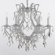 Gallery 6-Light Crystal Chandelier