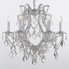 Gallery 6-Light Crystal Chandelier